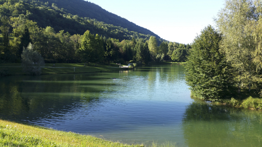 Le lac de la Mirande © AAPPMA Allevard